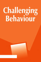 Challenging Behaviour by Taylor and Francis