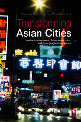 Transforming Asian Cities by Nihal Perera