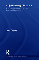 Engendering the State by Lynn Savery