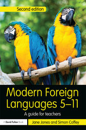 Modern Foreign Languages 5-11 by Jane Jones
