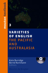 The Pacific and Australasia by Kate Burridge
