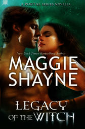 Legacy of the Witch by Maggie Shayne