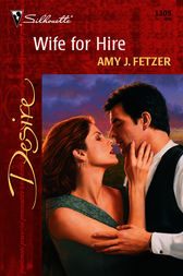 Wife for Hire by Amy J. Fetzer
