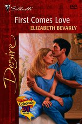 First Comes Love by Elizabeth Bevarly