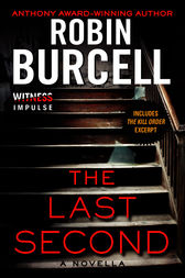 The Last Second by Robin Burcell