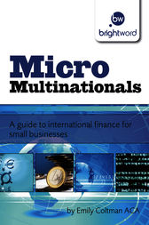 Micro Multinationals by Coltman Emily