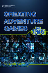 Creating Adventure Games for Teens by Jason Darby
