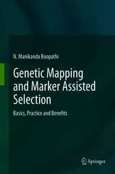 Genetic Mapping and Marker Assisted Selection by N Manikanda Boopathi