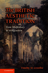 The British Aesthetic Tradition by Timothy M. Costelloe