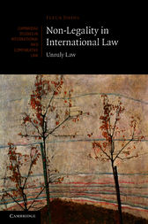 Non-Legality in International Law by Fleur Johns