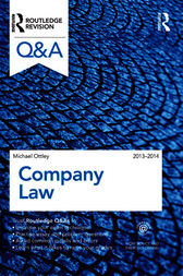 Q&A Company Law 2013-2014 by Mike Ottley