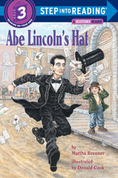 Abe Lincoln's Hat by Martha Brenner