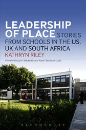 Leadership of Place by Kathryn Riley