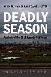 Deadly Season by Kevin Simmons