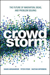 Crowdstorm by Shaun Abrahamson