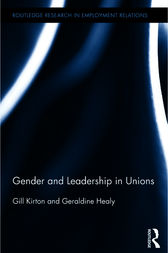 Gender and Leadership in Unions by Gill Kirton