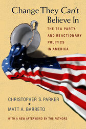 Change They Can't Believe In by Christopher S. Parker