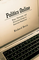 Politics Online by Richard Davis