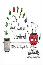 The Vegan Stoner Cookbook by Sarah Conrique