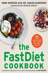 The FastDiet Cookbook by Mimi Spencer