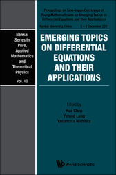 Emerging Topics on Differential Equations and Their Applications by Hua Chen