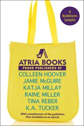 Atria Books: A Booklovers Sampler by Jamie McGuire
