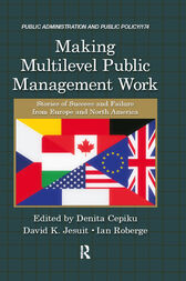 Making Multilevel Public Management Work by Denita Cepiku