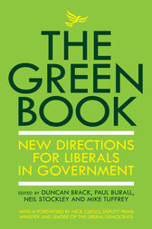 The Green Book by Duncan Brack