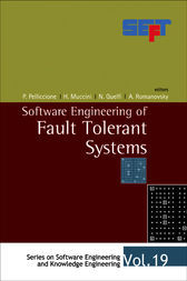 Software Engineering of Fault Tolerant Systems by P. Pelliccione