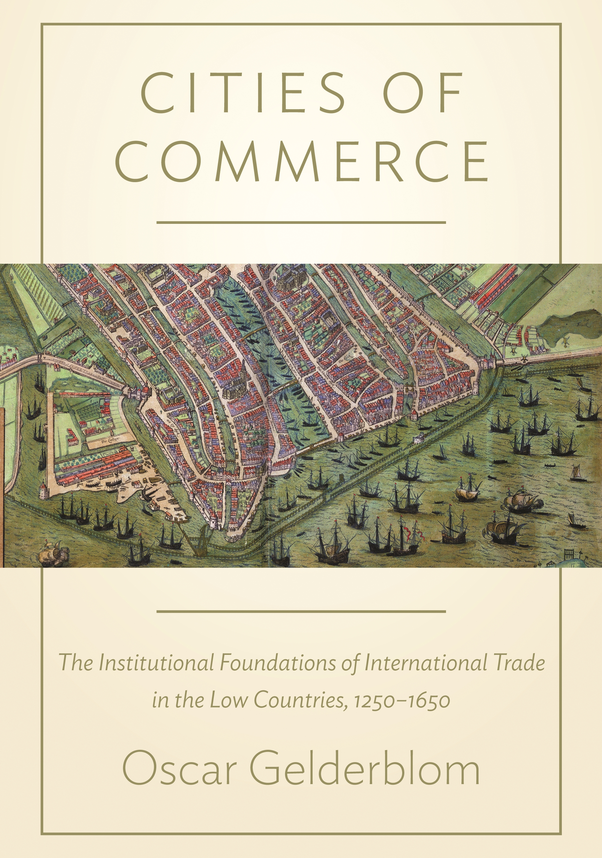 Download Ebook Cities of Commerce by Oscar Gelderblom Pdf