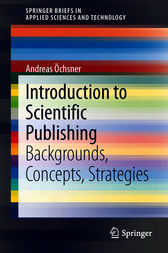 Introduction to Scientific Publishing by Andreas Öchsner