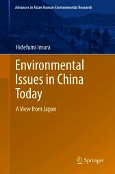 Environmental Issues in China Today by Hidefumi Imura