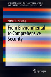 From Environmental to Comprehensive Security by Arthur H. Westing