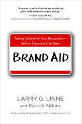 Brand Aid by Larry G. Linne
