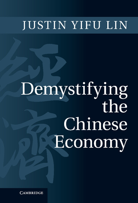 Download Ebook Demystifying the Chinese Economy by Justin Yifu Lin Pdf