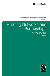 Building Networks and Partnerships