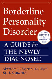 Borderline Personality Disorder by Alexander L. Chapman