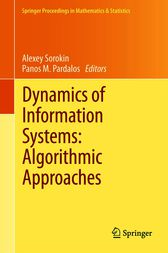 Dynamics of Information Systems: Algorithmic Approaches