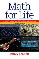 Math for Life by Jeffrey Bennett