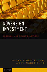 Sovereign Investment by Karl P. Sauvant