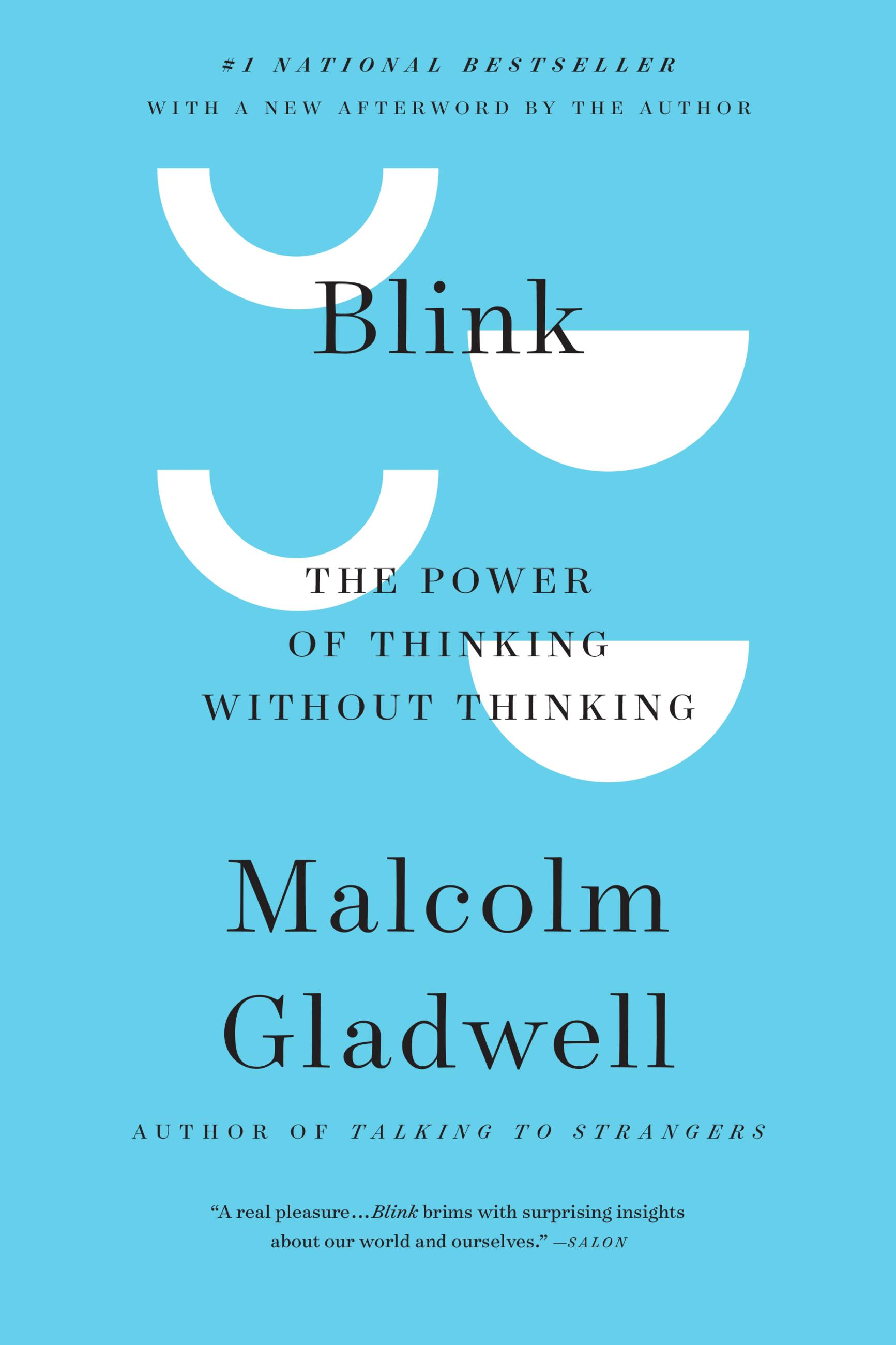Download Ebook Blink by Malcolm Gladwell Pdf