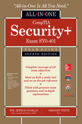 CompTIA Security+ All-in-One Exam Guide, Fourth Edition (Exam SY0-401) by Wm. Arthur Conklin