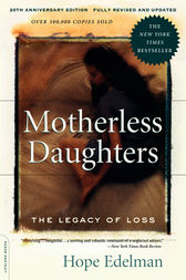 essay hope edelman In her acclaimed new york times bestseller, motherless daughters, hope  edelman explored the profound and lasting effects of mother loss, as well  she  has published articles, essays, and reviews in numerous magazines and  anthologies.