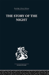 The Story of the Night by John Holloway