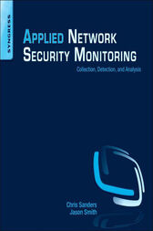 Applied Network Security Monitoring by Chris Sanders