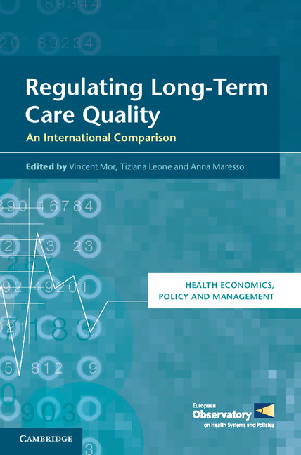 Download Ebook Regulating Long-Term Care Quality by Vincent Mor Pdf