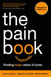The Pain Book by Philip Siddall