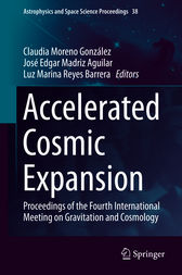 Accelerated Cosmic Expansion by Claudia Moreno González