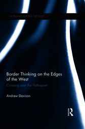 Border Thinking on the Edges of the West by Andrew Davison