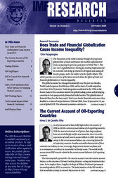 IMF Research Bulletin, September 2009 by International Monetary Fund. Research Dept.